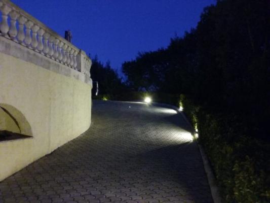 éclairages extérieur