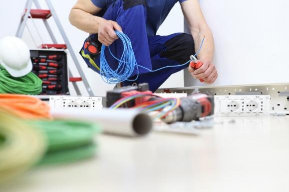 raccordement fils électriques